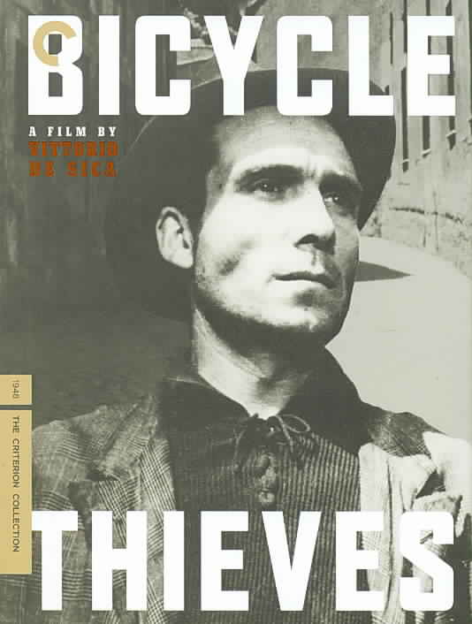 BICYCLE THIEVES BY DE SICA,VITTORIO (DVD)