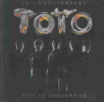 25TH ANNIVERSARY BY TOTO (CD)